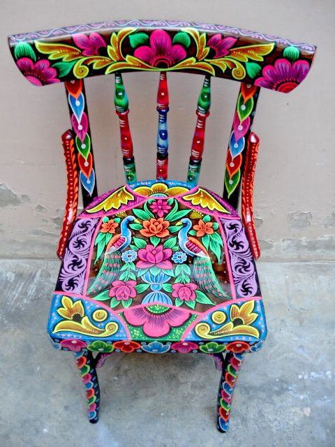 Mexican-painted furniture recommendations