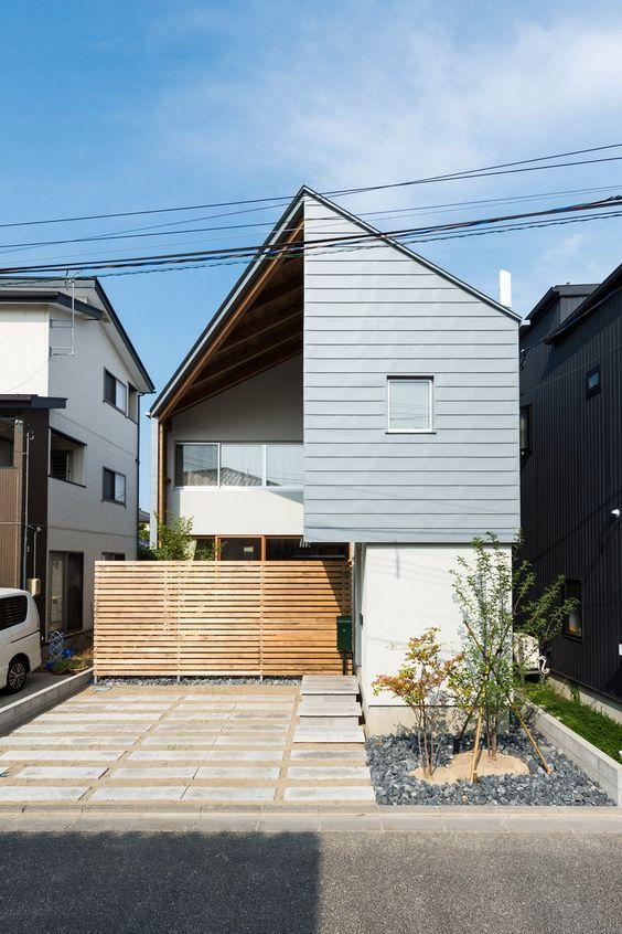 Japanese home exterior design