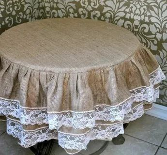 Fabric tablecloth types