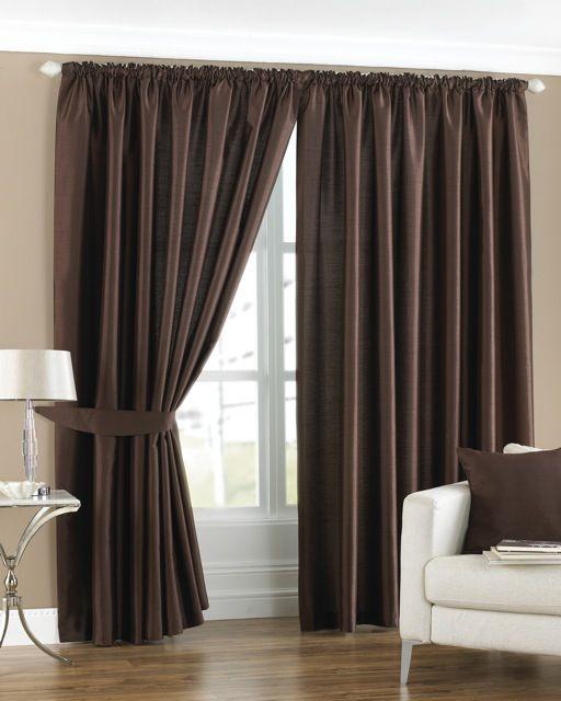 Modern gothic interior design curtains recommendation