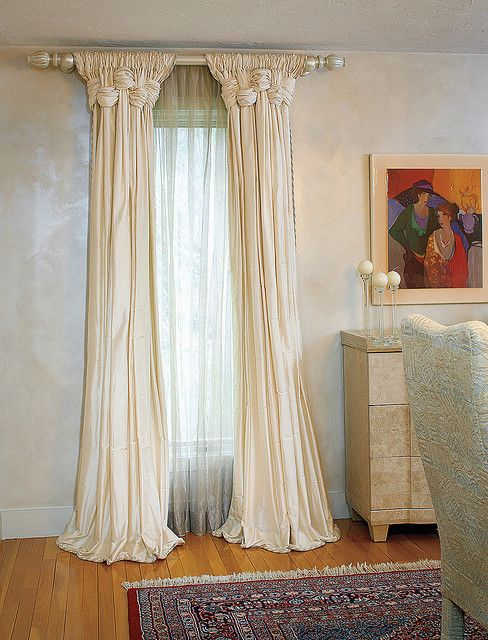 Modern gothic curtains style recommendations