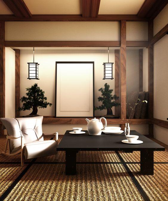 Simple seating arrangement