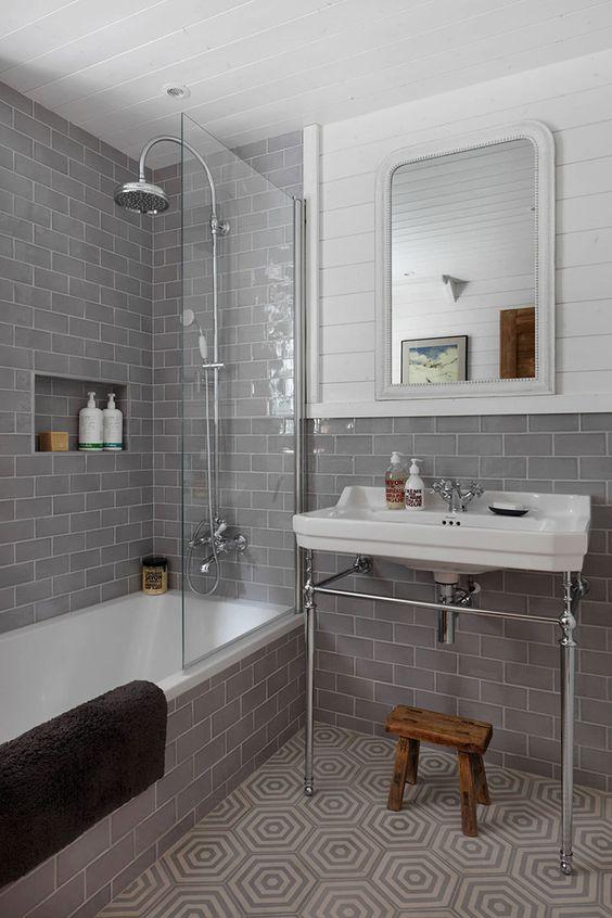 Modern Victorian bathroom ideas