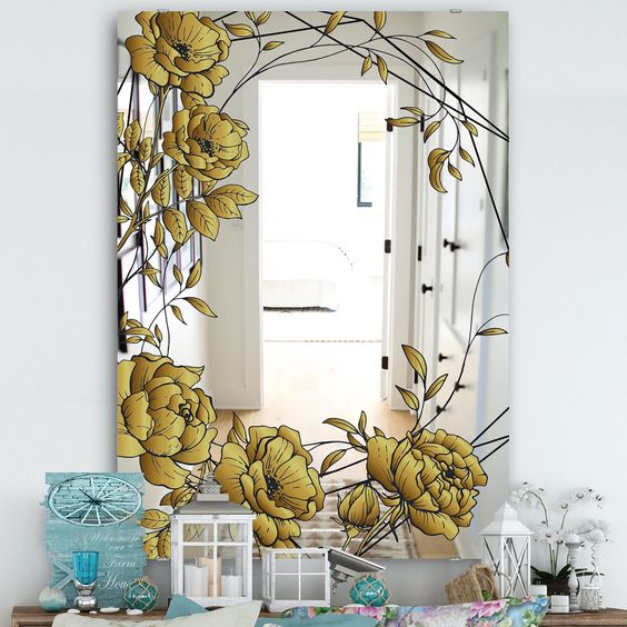 Shabby chic mirror frame recommendations