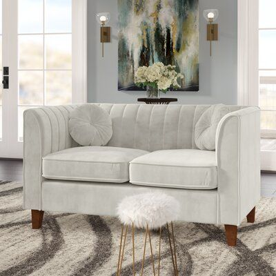 Modern Victorian loveseat recommendations