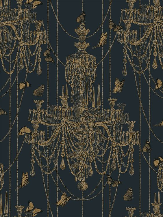 Modern gothic wallpaper recommendations