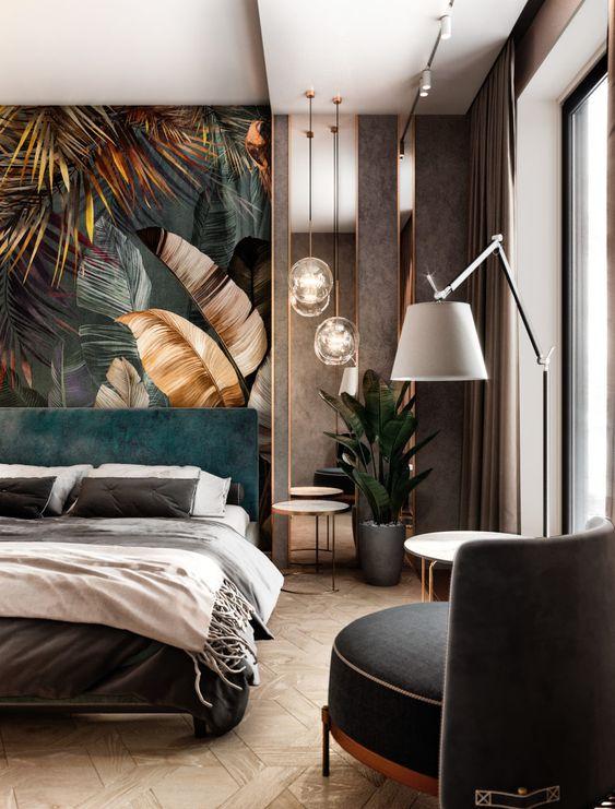Modern gothic interior design ideas