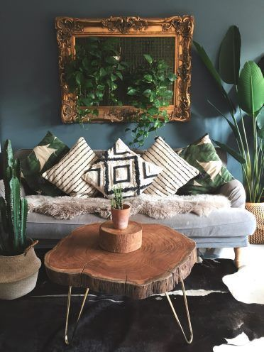 Fairy forest living room decorating ideas