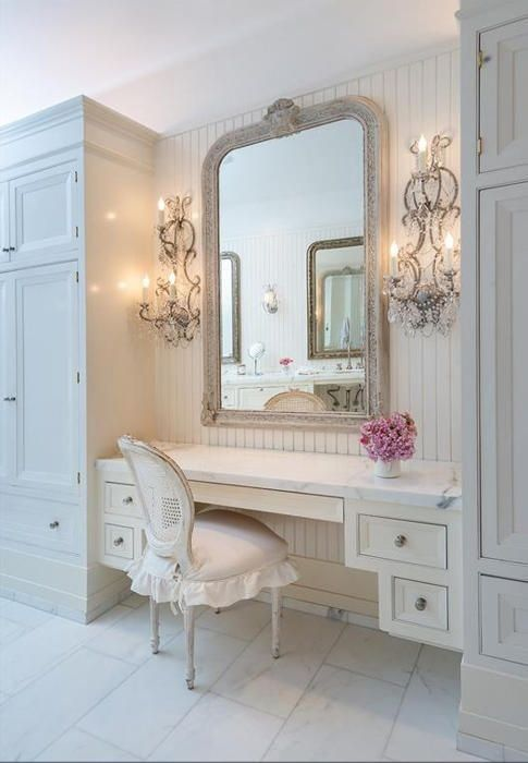 Shabby chic furniture for stunning look