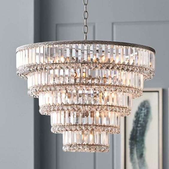 Modern Victorian style chandelier recommendations