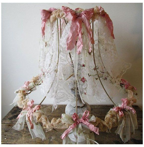 Shabby chic lampshades recommendations