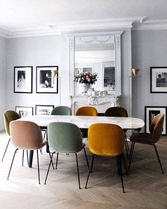 Versatile dining room design ideas to create a fascinating impression
