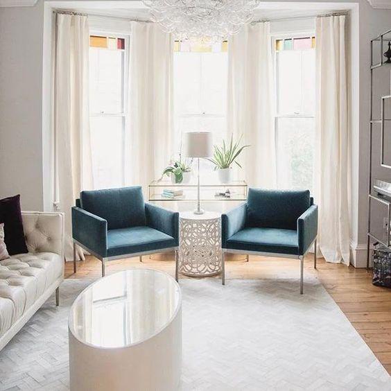 Beautiful Scandinavian green color sofa recommendation