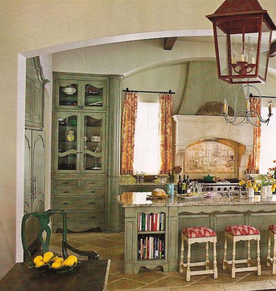 Fairy forest interior kitchen design ideas