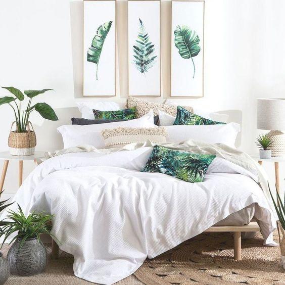 Plants pictures decorations