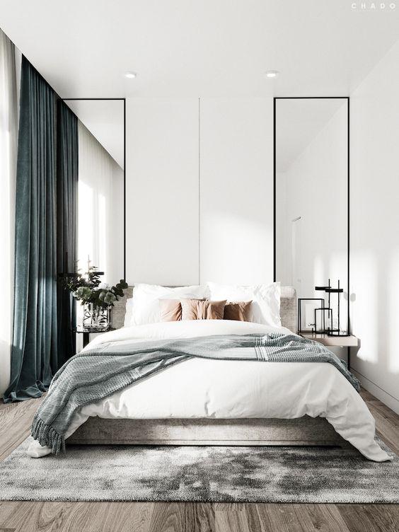 Modern Scandinavian design combination