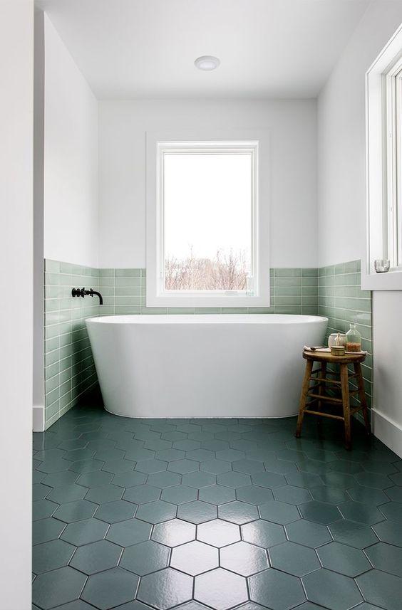 Minimalist simple flooring tiles