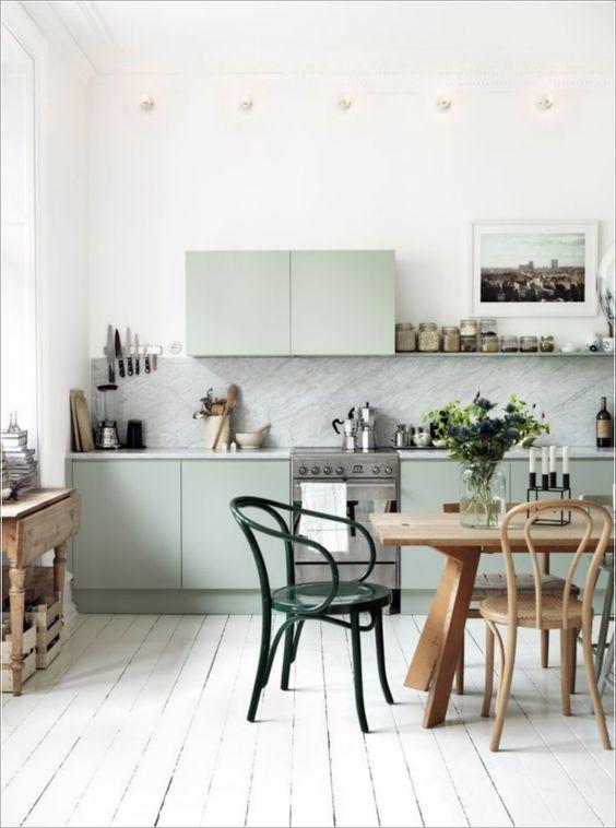 Scandinavian kitchen decorating ideas