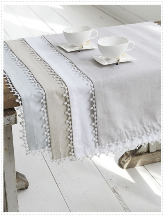 Fascinating Scandinavian tablecloth recommendations