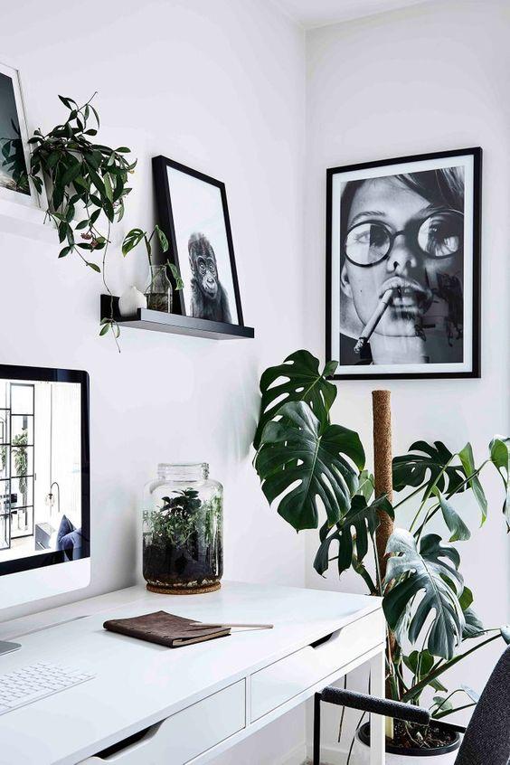 Scandinavian interior design beautiful elements