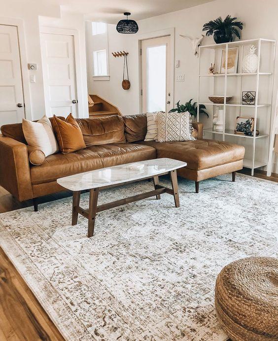 Scandinavian neutral colors sofa recommendation