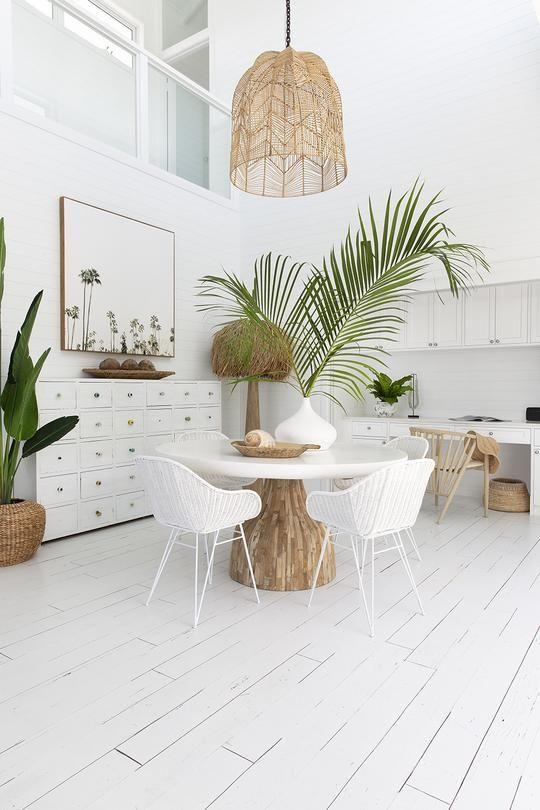 Tips for applying tropical interior design