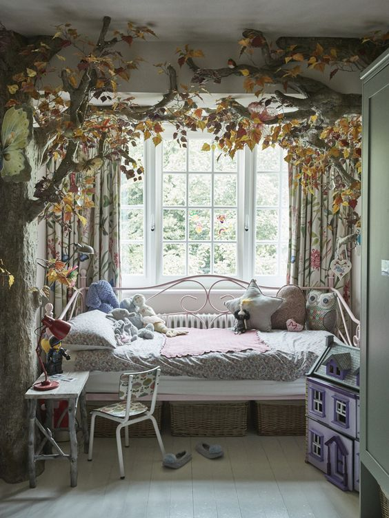 Fairy forest interior design recommendations