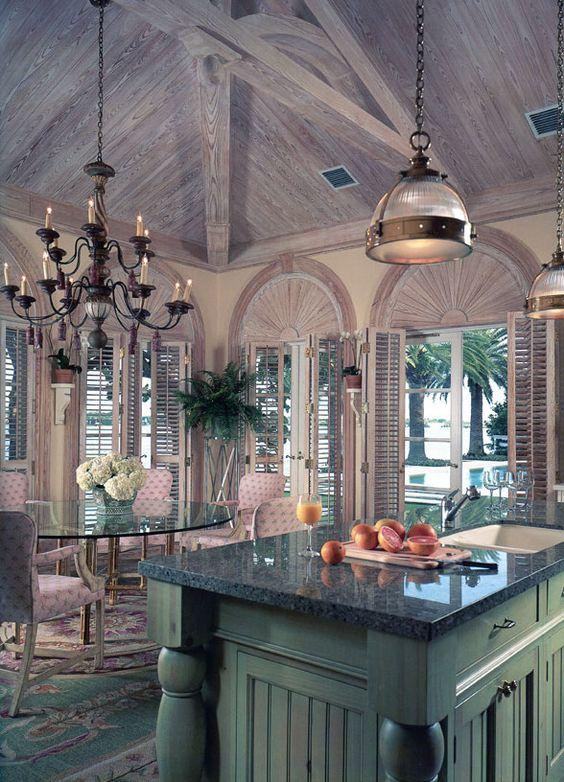 Fairy forest kitchen design ideas