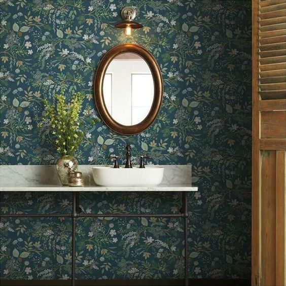 Fairy forest bathroom mirror recommendations