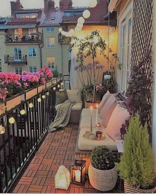 Simple outdoor rustic decor ideas